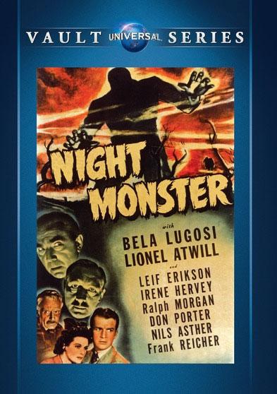 Ночной монстр - Night Monster