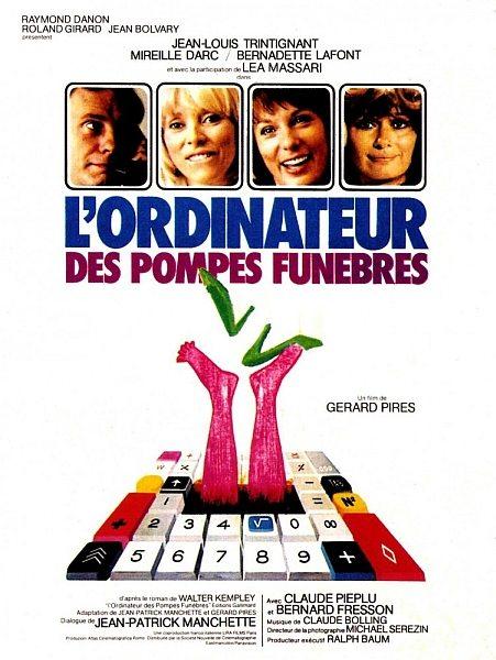 Компьютер для похорон - L'ordinateur des pompes funГЁbres