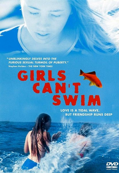 Девушки не умеют плавать - Les filles ne savent pas nager