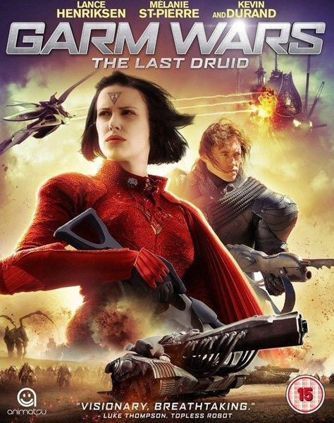 Последний друид: Войны гармов - Garm Wars- The Last Druid