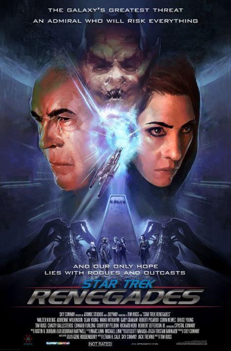 Звездный путь: Отступники - Star Trek- Renegades
