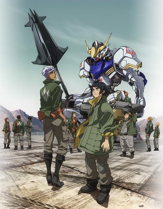 Мобильный доспех Гандам: Стальнокровные сироты - Kidou Senshi Gundam- Tekketsu no Orphans