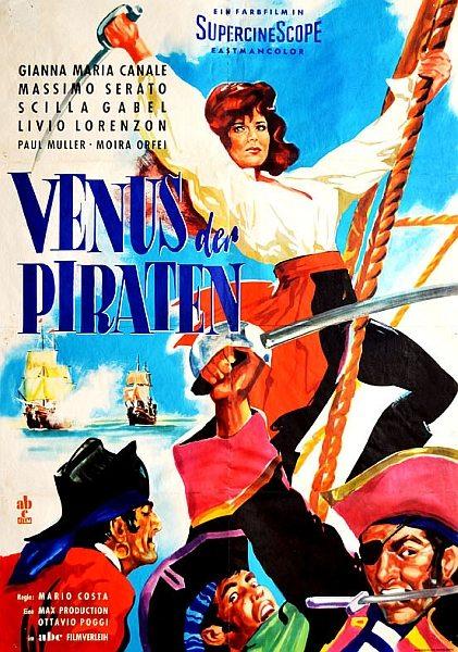 Венера пиратов - La Venere dei pirati