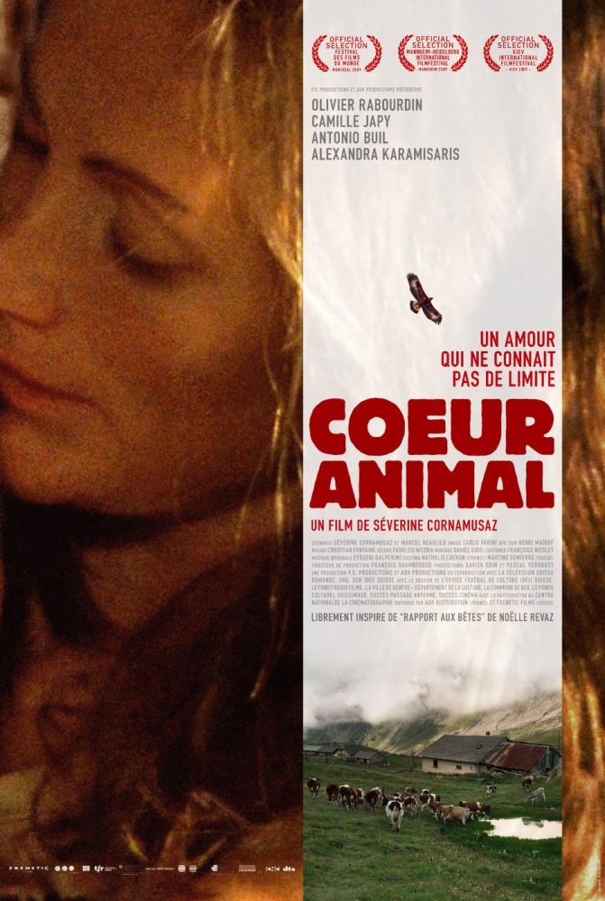 Сердце зверя - Coeur animal