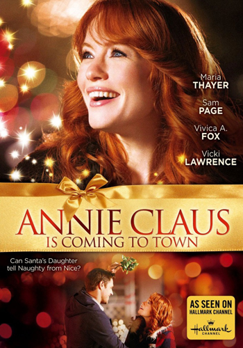 �������� ������ ���� ����� - Annie Claus is Coming to Town