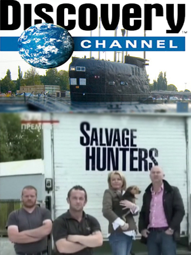 Discovery. Охотники за старьем - Discovery. Salvage Hunters