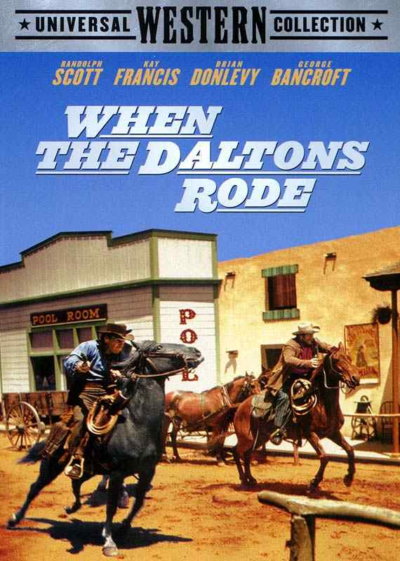 ����� ������� ������� ����� - When the Daltons Rode