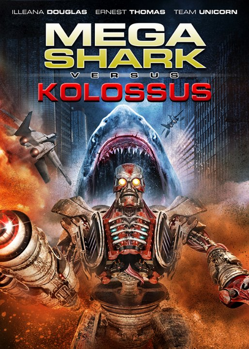Мега Акула против Колосса - Mega Shark vs. Kolossus