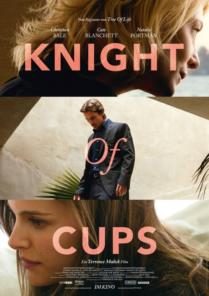 Рыцарь кубков - Knight of Cups