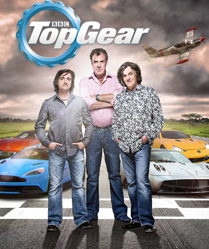 Топ Гир: от A до Z - Top Gear- From A to Z
