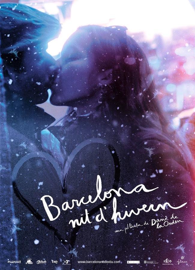 Рождественская ночь в Барселоне - Barcelona, nit d'hivern