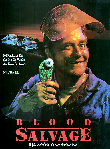 Безумный Джек - Blood Salvage