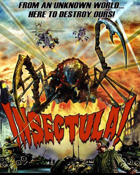 Инсектула! - Insectula!
