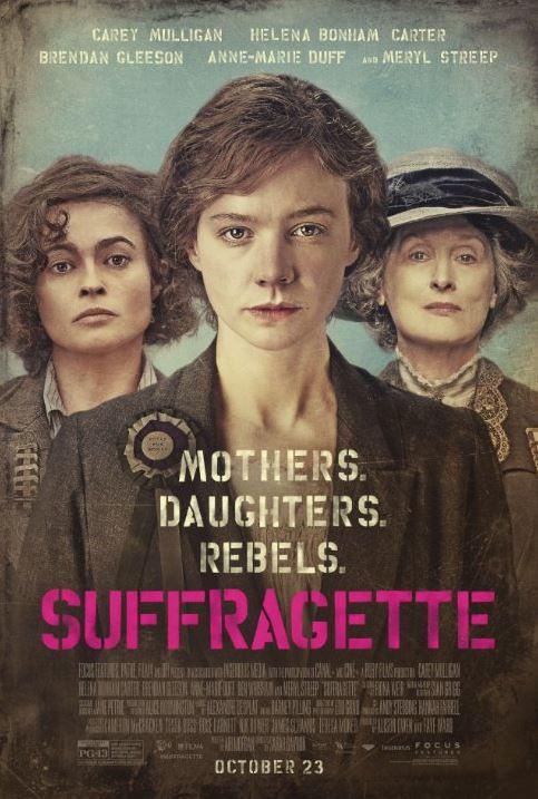 Суфражистка - Suffragette
