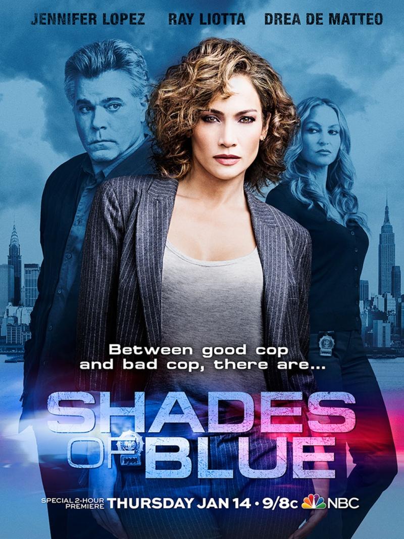 Оттенки синего - Shades of Blue