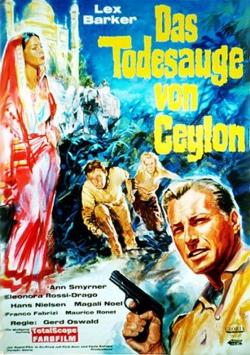 ����������� ��� ������� - Das Todesauge von Ceylon