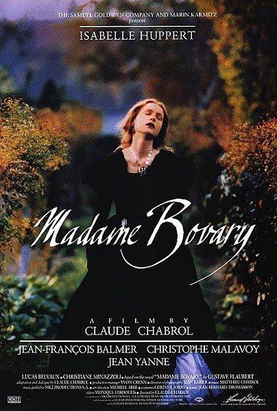 Мадам Бовари - Madame Bovary