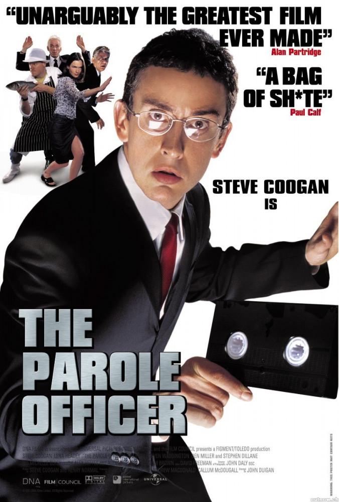 Надзиратель - The Parole Officer