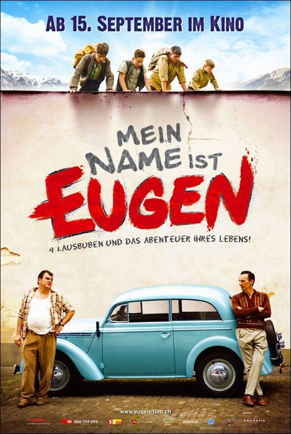 Меня зовут Ойген - Mein Name ist Eugen