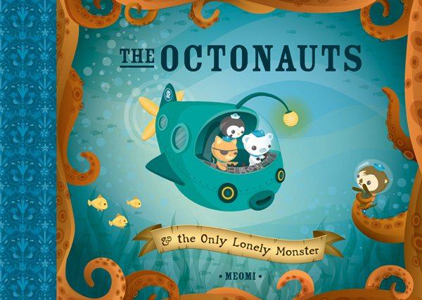 Октонавты - The Octonauts