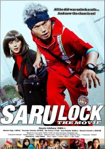 Мартышка и замок - Saru lock