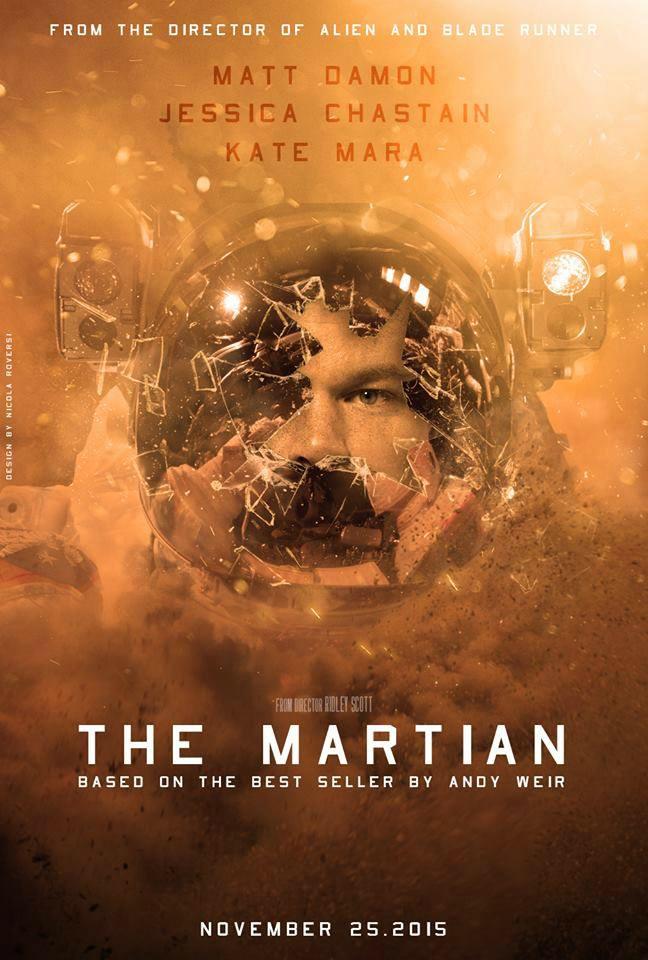 Марсианин: Дополнительные материалы - The Martian- Bonuces