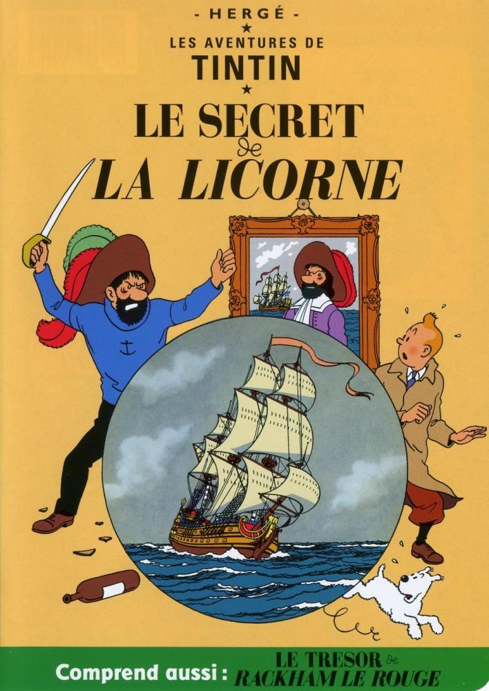 Приключения Тинтина - The Adventures of Tintin