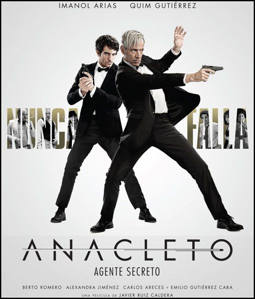 Анаклет: Секретный агент - Anacleto- Agente secreto