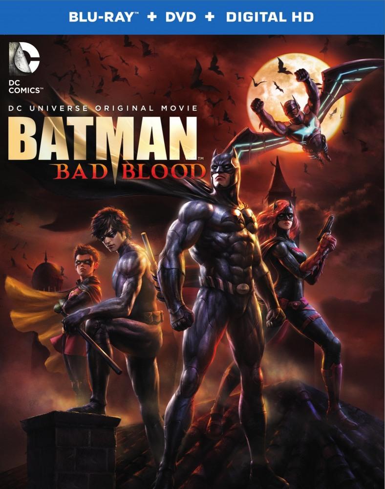 Бэтмен: Дурная кровь - Batman- Bad Blood