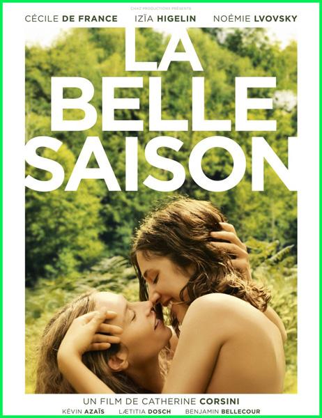 Наше лето - La belle saison