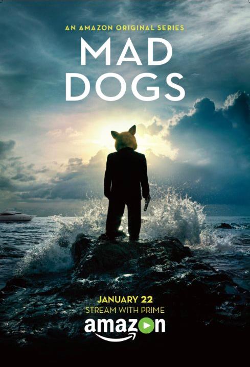 Бешеные псы - Mad Dogs