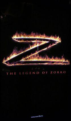 ������� ����� - The Legend of Zorro