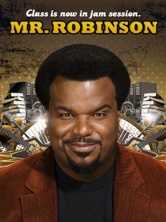 ������ �������� - Mr. Robinson