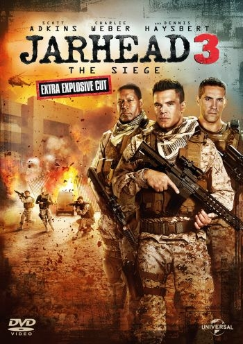 Морпехи 3: В осаде - Jarhead 3- The Siege