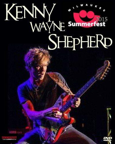Kenny Wayne Shepherd - Summerfest