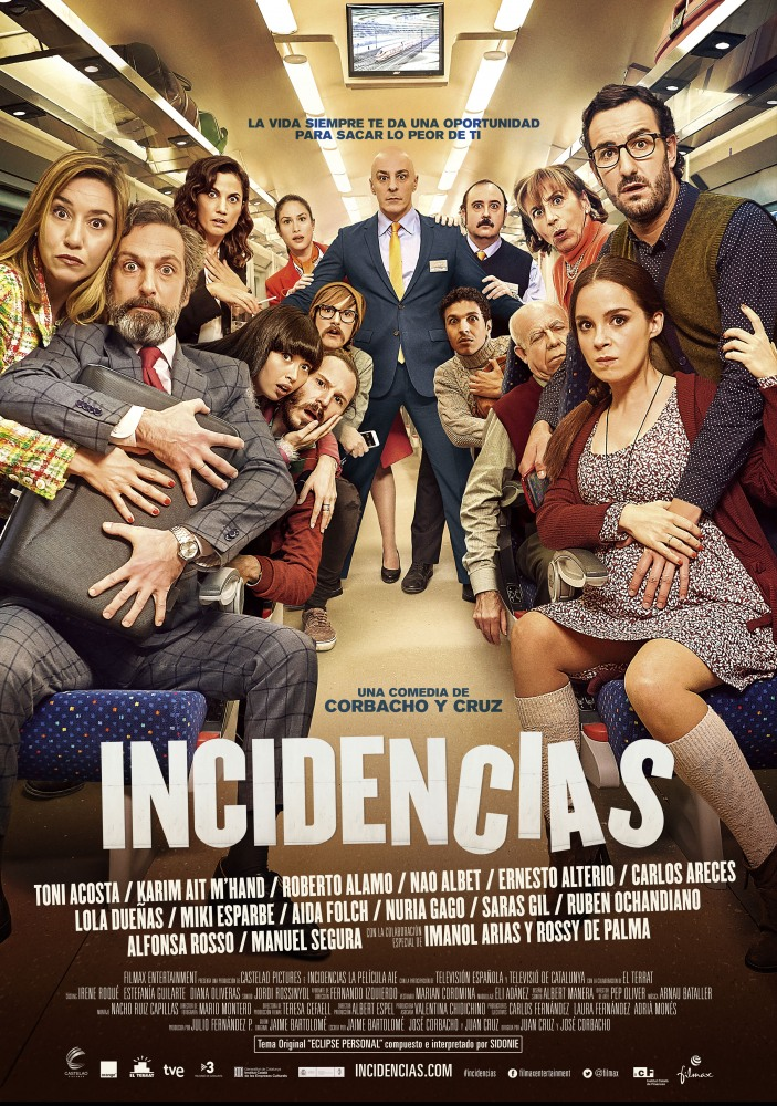 ���������� ����� - Incidencias