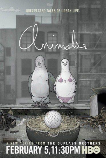 Звери. - Animals.