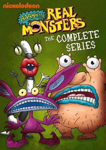 Настоящие монстры - Aaahh!!! Real Monsters
