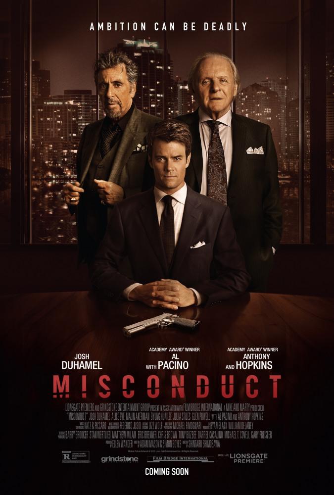 Хуже, чем ложь - Misconduct