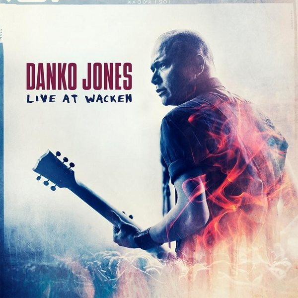 Danko Jones - Live at Wacken 2015
