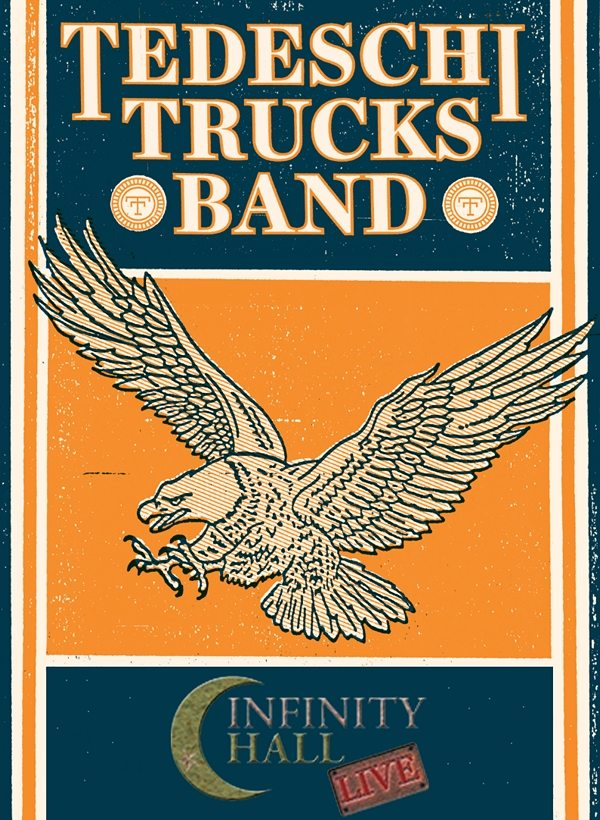 Tedeschi Trucks Band - Infinity Hall Live 2015