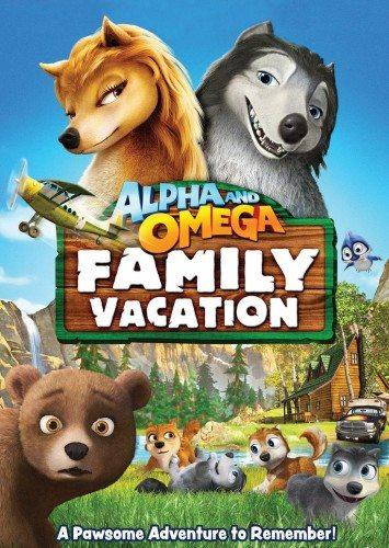 Альфа и Омега 5: Семейный отдых - Alpha and Omega 5- Family Vacation