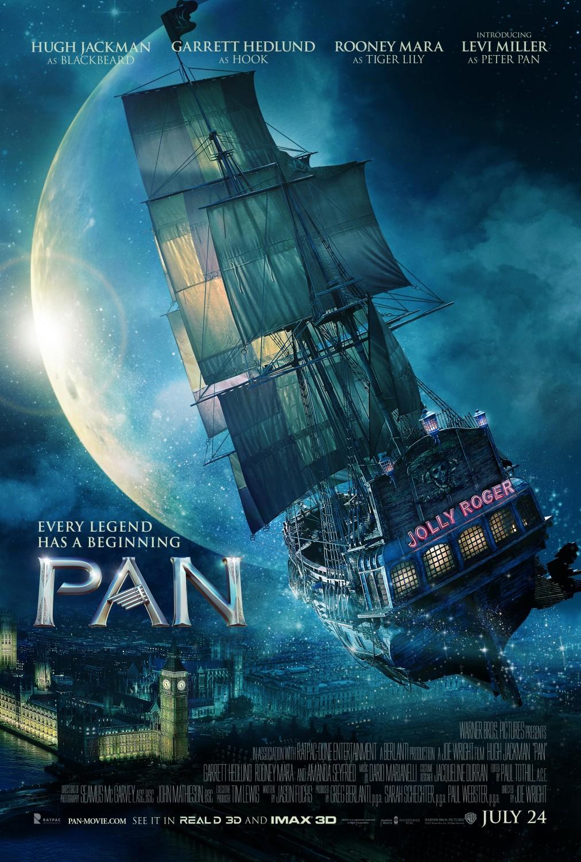Пэн: Путешествие в Нетландию: Дополнительные материалы - Pan- Bonuces