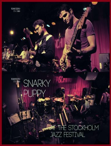 Snarky Puppy - At The Stockholm Jazz Festival
