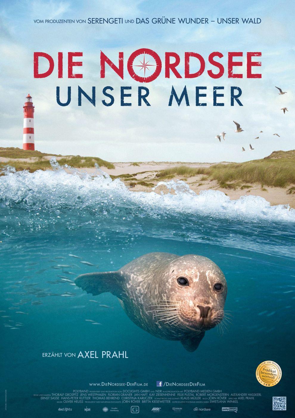 Тайны Северного моря - Die Nordsee - Unser Meer