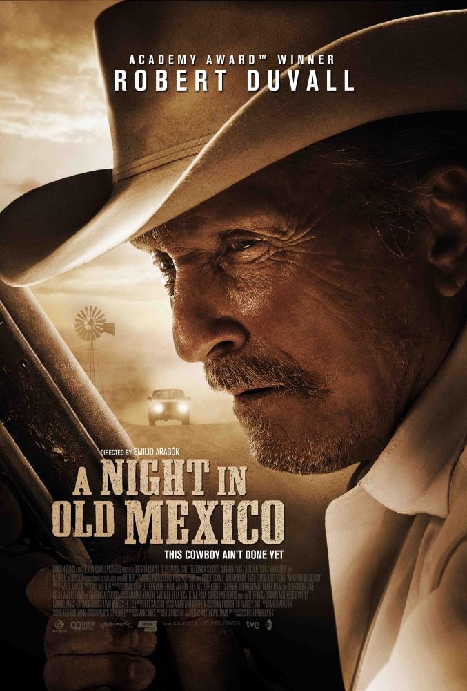 Ночь в старой Мексике - A Night in Old Mexico