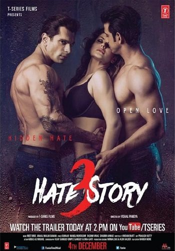 ������� ��������� 3 - Hate Story 3