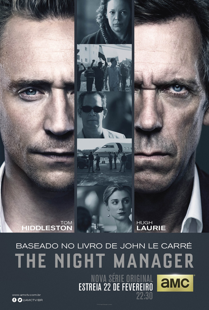 Ночной администратор - The Night Manager