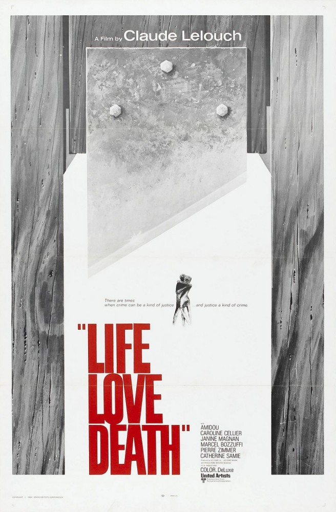 Жизнь, любовь, смерть - La vie, l'amour, la mort