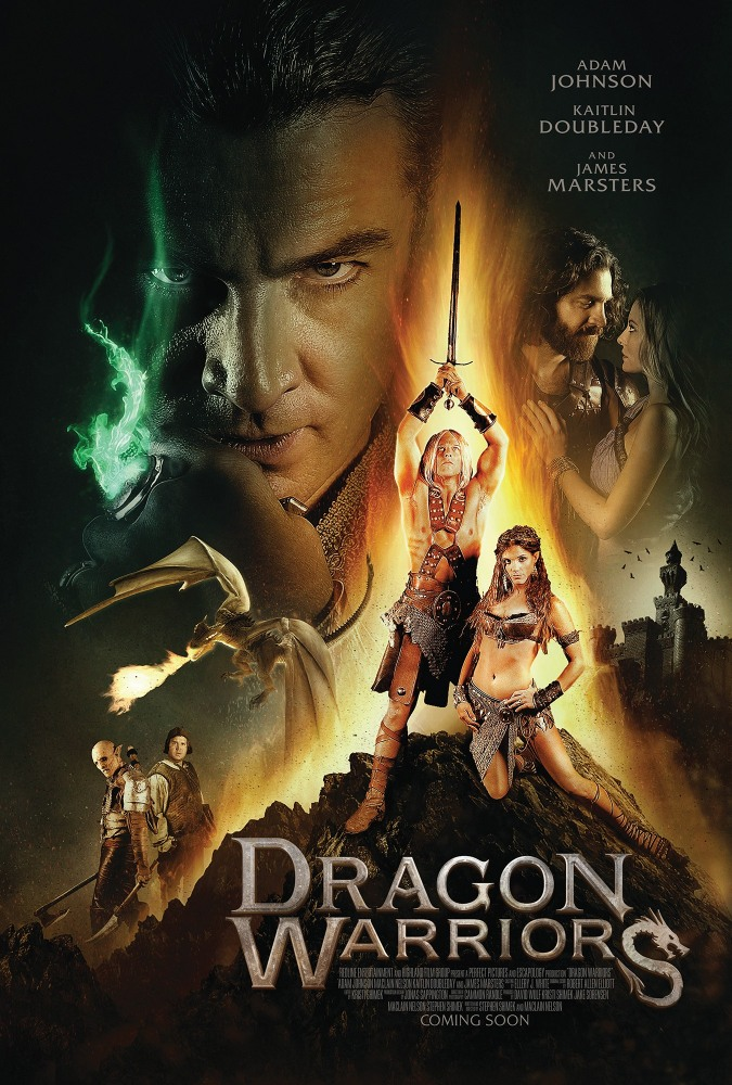 Воины дракона - Dragon Warriors